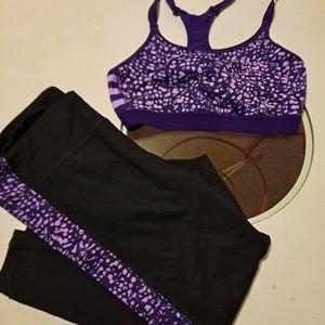 Athletic Workout Set